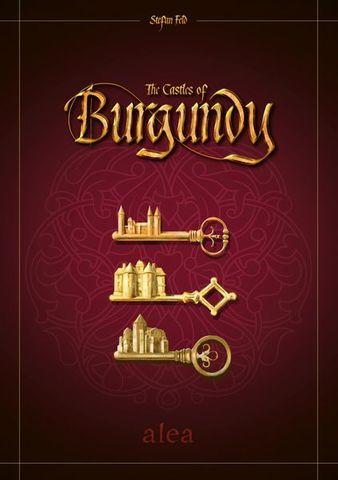 Castles of Burgundy Deluxe Ed.