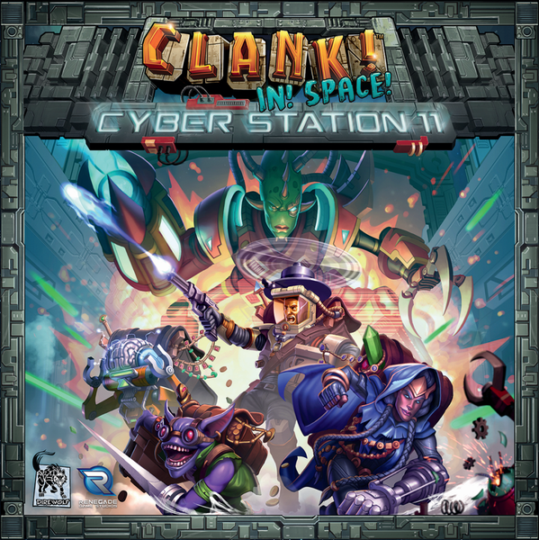 Clank In Space - Cyber Station 11