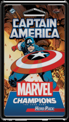 Marvel Champions LCG - Hero Pack Captain America