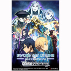 Sword Art Online -Alicization- Booster Pack