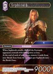 Sephiroth - 11-138S - Starter Deck Exclusive