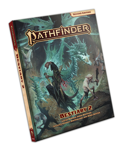 Pathfinder RPG Second Edition: Bestiary 2
