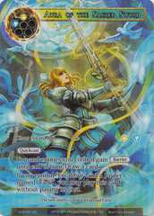 Aura of the Sacred Sword - A02-037 - SR - Full Art