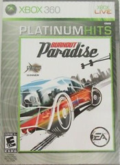 Burnout Paradise [Platinum Hits]