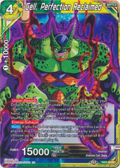 Cell, Perfection Reclaimed - XD3-10 - ST - Foil