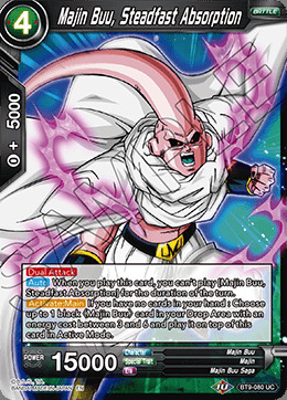 Black Divine Favor BT9-088 C Dragonball TCG