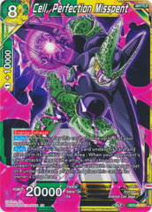 Cell, Perfection Misspent - XD3-09 - ST - Foil