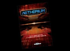Aetherium RPG: Core Rulebook (print)