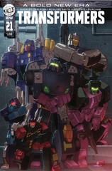 Transformers #21 Cvr A Coller (STL154393)