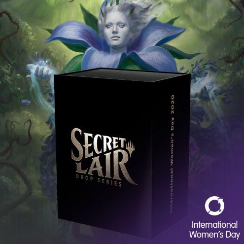 Secret Lair - International Womens Day - Foil