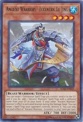 Ancient Warriors - Eccentric Lu Jing - IGAS-EN010 - Rare - Unlimited Edition