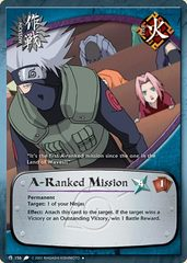 A-Ranked Mission - M-156 - Uncommon - Unlimited Edition