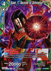 Super 17, Seconds to Detonation - P-193 - PR - Foil