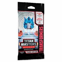 .Titan Masters Attack Booster Pack