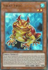 Swap Frog - DUOV-EN063 - Ultra Rare - 1st Edition