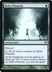 Helix Pinnacle - Foil (Mystery Booster)