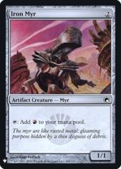 Iron Myr - Foil