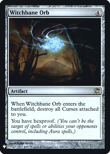 Witchbane Orb - Foil