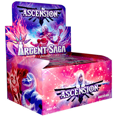 Argent Saga TCG: Ascension Booster Box