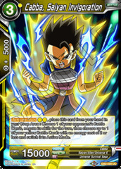 Cabba, Saiyan Invigoration - DB2-099 - UC - Foil