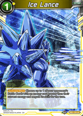 Ice Lance - DB2-129 - UC - Foil