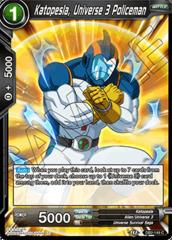 Katopesla, Universe 3 Policeman - DB2-149 - C - Foil