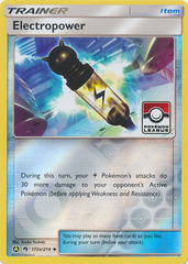 Electropower - 172a/214 - Alternate Art League Promo