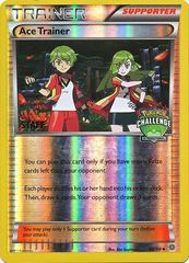 Ace Trainer - 69/98 - Reverse Holo - International Challenge Staff Promo