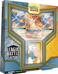 League Battle Decks - Reshiram and Charizard GX on Channel Fireball