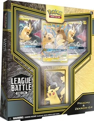 League Battle Decks - Pikachu and Zekrom GX on Channel Fireball