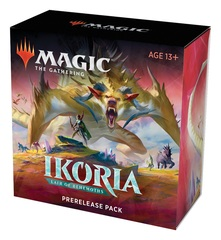 Ikoria: Lair of Behemoths Prerelease Pack (+2 Prize Boosters for Local Pick-up)
