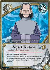 Agari Kaisen - N-408 - Uncommon - Unlimited Edition
