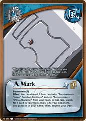 A Mark - M-385 - Uncommon - 1st Edition - Foil