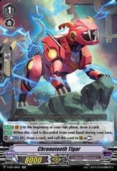 Chronotooth Tiger - V-EB13/018EN - RR