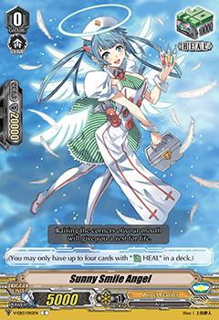 Vanguard Libitina of Burial Rites V-EB13//015EN Cardfight!