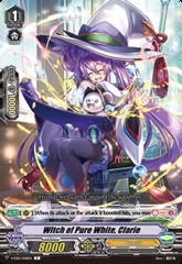 Witch of Pure White, Clarie - V-EB13/048EN - C