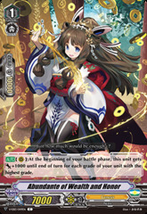 Abundante of Wealth and Honor - V-EB13/049EN - C