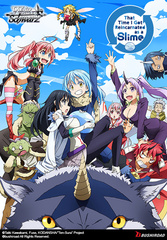 That Time I Got Reincarnated as a Slime Booster Box