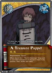 A Treasure Puppet - J-477 - Uncommon - Unlimited Edition - Foil