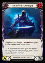 Amplify the Arknight (Blue) - 1st Edition