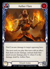 Aether Flare (Yellow) - 1st Edition
