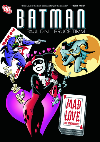 Batman Mad Love And Other Stories Tp (STK444386)
