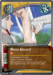 Bone Guard - J-534 - Common - Unlimited Edition