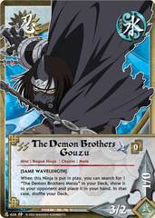 The Demon Brothers Gouzu - N-626 - Common - Unlimited Edition