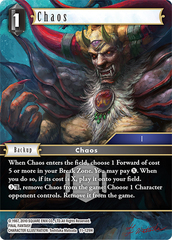 Chaos - 11-129H