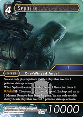 Sephiroth - 11-130L - Foil