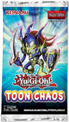 Toon Chaos 1st Edition Booster Pack