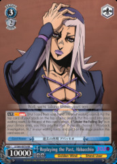 Replaying the Past, Abbacchio - JJ/S66-E076 - RR
