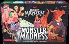 Dungeons & Dragons - Dungeon Mayhem: Monster Madness