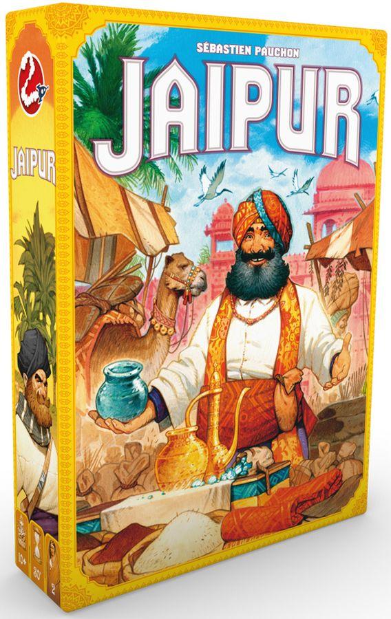 Jaipur (First Print Run)